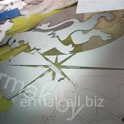Фрезеровка и раскрой листовых материалов фото