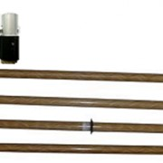 ШО-10-4-6,6 Изолирующая оперативная штанга фото