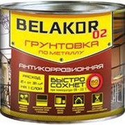 """Грунтовка """"Belakor 02"""" фото"""