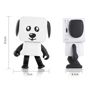 Музыкальная Bluetooth колонка Speaker Dog фото