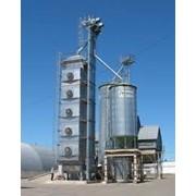 Зерносушилки, Элеваторные зерносушилки фото
