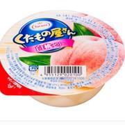 Фруктовое желе-десерт Тарами - персик , пр-во Япония фото