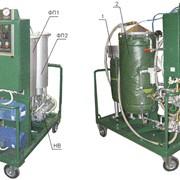 Станция масляная мобильная СММ предназначена для очистки от механических примесей. очистки от воды и снижения кислотности электроизоляционных масел, вязкость которых при температуре 50°С не превышает 70сСт. Станция обеспечивает очистку масла до 9 класса фото