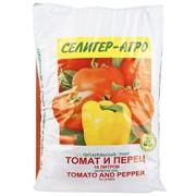 """Торфяной грунт """"Томат и перец"""" 10л. фото"""
