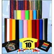 Пленки для термопереноса на текстиль Flex Classic Neon, Flex Mirror фото