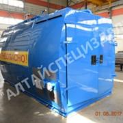 Контейнер хранения топливаКХТ-10.1 фото