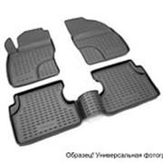 Коврики 3D в салон Ниссан Террано 4x4 (Nissan Terrano) 2014-, оригинальный 999RMD104WD фото