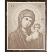 Икона Божья Матерь фото