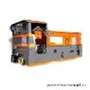 Электровоз аккумуляторный АРП10Г фото