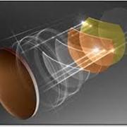Фотохромные стигматические линзы EXTRA ind=1,523 серые, коричневые фото
