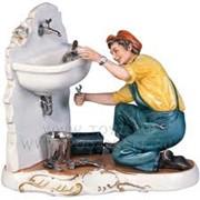 Вызов сантехника на дом. Ремонт сантехники. Услуги слесаря-сантехника фото