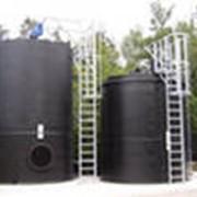 Пластиковые емкости для транспортировки и хранения кислот, щелочей фото