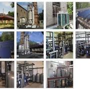 Строительство сетей водо- и теплоснабжения фото