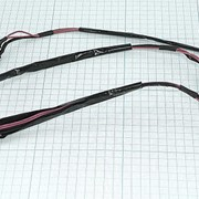 Разъем для ноутбука HY-TO033 TOSHIBA U500 с кабелем фото