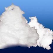 Регенерированное волокно белое фото