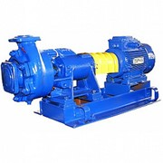 Агрегат 1 К 100-65-200а с эл.двиг.5АМХ160М2-18,5 кВт,3000 об/мин фото