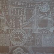 Ткань мебельная Жаккардовый шенилл Real Ivory фото