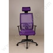 Кресло руководителя Fitness Senkron Mekanizma Sabit Kol Yönetici Koltugu, код FT 024 фото