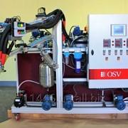 OSV M5 3K - установка для смешивания и дозирования двух- и трехкомпонентных полиуретановых MDI систем фото