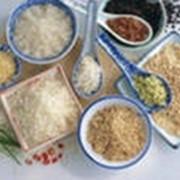 Длиннозерный вид риса фото