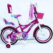 Детский велосипед SIGMA FLORA 14 фото