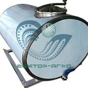 Молочная емкость-термос 3000 литров фото