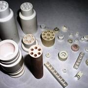 Изделия из корундовой керамики высокотемпературные фото