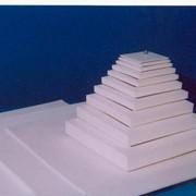 Пластина ХТЗ из фторопласта-4 фото