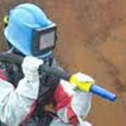 Пескоструйная очистка и химическая защита металлоконструкций фото