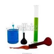 Химикаты для лабораторий и микробиологии фото