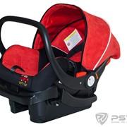 Автокресло детское 0-13кг. Little Car 326 красный, серый, синий фото