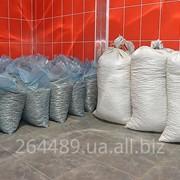 Пеллеты из соломы в мешках по 15 кг фото