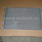 Радиатор кондиционера HOWO (Китай) фото