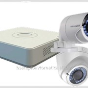 Комплект видеонаблюдения IP Hikvision DS-J142I-3 фото