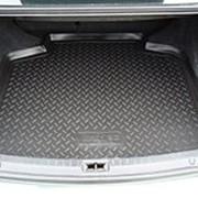 Коврик в багажник Nissan Patrol 2010–2017 (полиуретановый с бортиком 5 мест) фото
