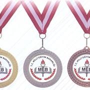 Медали спортивные на ленте, Медали фото