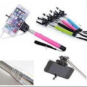 Зарядное устройство Power Bank + монопод для Iphone 4S/5/5S/6, Samsung, планшета, фотоаппарата фото