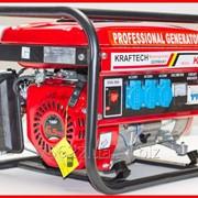 Генератор бензиновый Kraftech kt 8500w фото