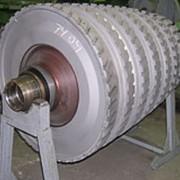 Изготовление лопаток газовых и паровых турбин (запасные части) фото