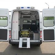 Установка приемного устройства любого типа для медицинских тележек-каталок, носилок фото