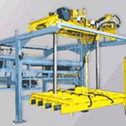 Оборудование для производства силикатного кирпича. Автомат-укладчик силикатного кирпича – СМС-275 фото