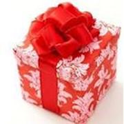 Изготовление бантов для упаковки подарков фото