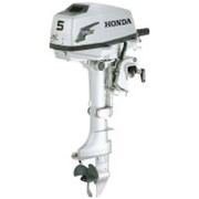 Лодочный мотор HONDA BF 5 A4 SU фото