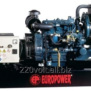 Генератор дизельный EUROPOWER EP243TDE 129036 фото