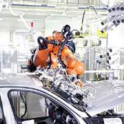 Автомобилестроение - сборочное производство фото