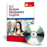 Joy Olivier ELI Picture Dictionary English (A1-B1) with CD-ROM фото