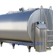 Молочный танк модель Р фото