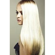 Био выпрямление волос фото