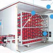 Оборудование технологическое для производства мороженого.Универсальный закал очный туннель цепного типа фото