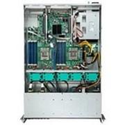 Сервер Elegance MR102D2SATA 2xIntel Xeon E5-2450 2.1GHz/ Intel Server System R2308BB4GC 2U 750W/ 32Gb ECC/ 2x500Gb SATA/ 2x1Tb SATA/ DVDROM фото